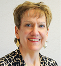 Pam Currie, NPUniversity of Cincinatti, University of Pennsylvania; Areas of expertise: Hospice and palliative care