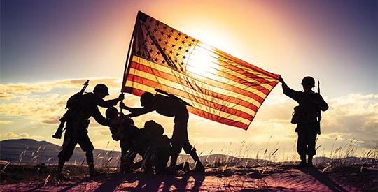 vets-raise-flag